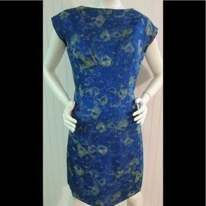 Vintage Harrods of London dress sz M/L